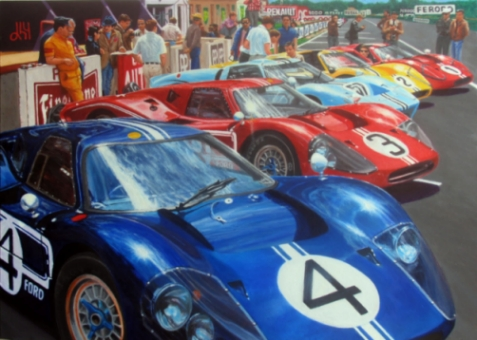 Ford 24 Horas Le Mans